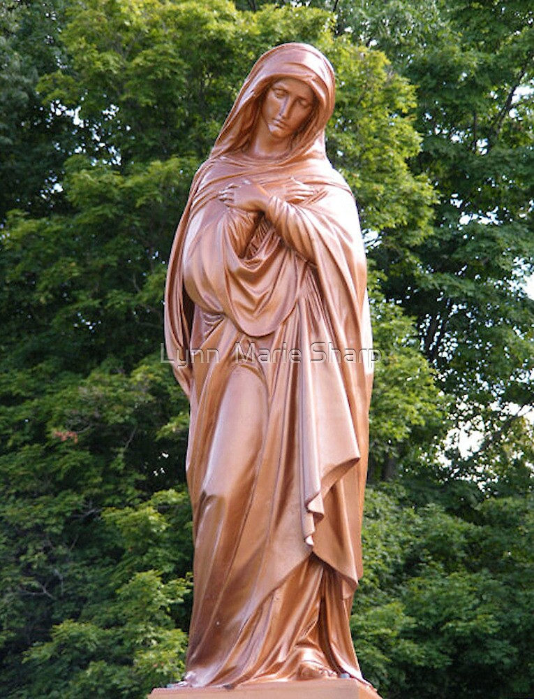 Mary ~ Mother of Jesus by Marie Sharp