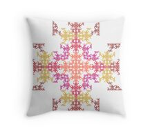 Byzantine Tile Throw Pillow