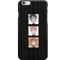 The Trio iPhone Case/Skin