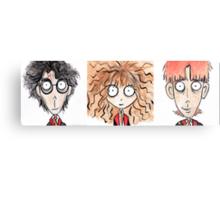 The Trio Canvas Print