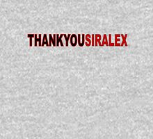 Sir Alex - Thankyou T-Shirt