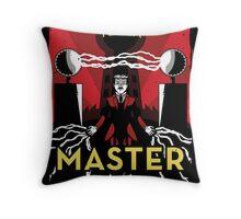 Master of Lightning Throw Pillow