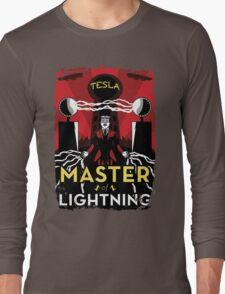 Master of Lightning Long Sleeve T-Shirt