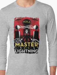 Master of Lightning Long Sleeve T-Shirt