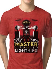 Master of Lightning Tri-blend T-Shirt
