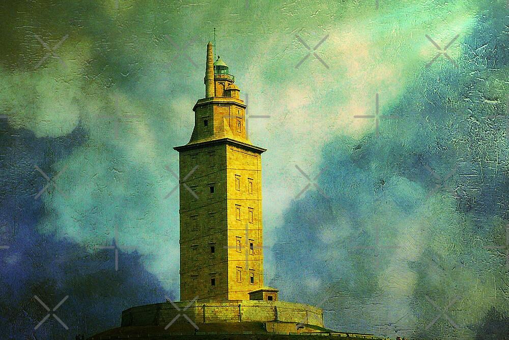 Tower of Hercules by EvaMarIza