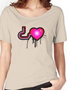 Love Pump Women's Relaxed Fit T-Shirt