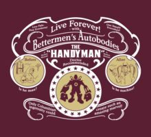 Bettermen's Autobodies - The Handyman by Olipop