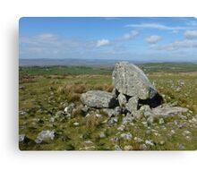 Arthur's Stone 2 Canvas Print