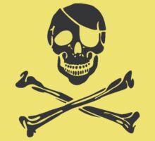 Skull and Crossbones Kids Clothes