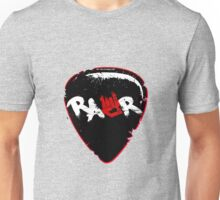 Rawr Guitar Pick Unisex T-Shirt