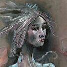 Lost in the desert of my mind by Ida Jokela