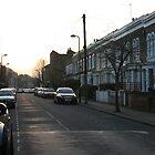 Shiny Cars Hackney Backstreet by wizr