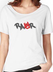 Rawr Logo Women's Relaxed Fit T-Shirt