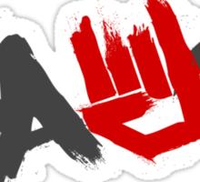 Rawr Logo Sticker