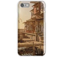 Streets of Asia iPhone Case/Skin