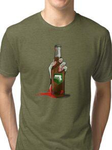 mule kick Tri-blend T-Shirt
