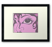 see color Framed Print