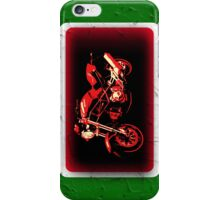 Il Mostro iPhone case and sticker iPhone Case/Skin