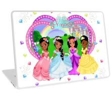 Team Princess Collection -THE WHOLE TEAM Laptop Skin