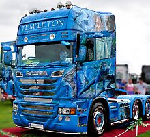 Scania Avatar Truck by Tony Dewey