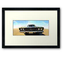 1970 GTX Framed Print