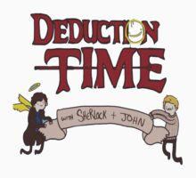 Deduction Time by Shannon Barter