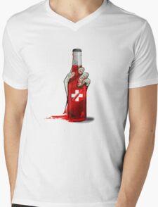Juggernog Mens V-Neck T-Shirt