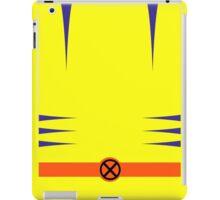 Wolverine Uniform iPad Case/Skin