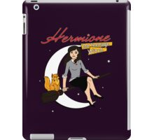 Hermione the Teenage Witch iPad Case/Skin
