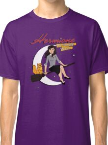 Hermione the Teenage Witch Classic T-Shirt