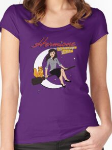 Hermione the Teenage Witch Women's Fitted Scoop T-Shirt