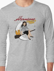 Hermione the Teenage Witch Long Sleeve T-Shirt
