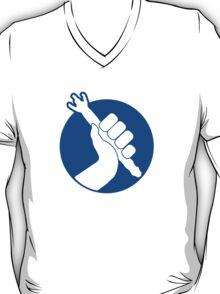 Panic, But Don't Blink T-Shirt
