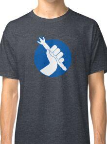 Panic, But Don't Blink Classic T-Shirt