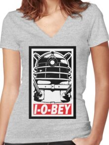 I-O-BEY ('66) Women's Fitted V-Neck T-Shirt
