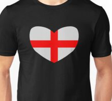 Love England Unisex T-Shirt