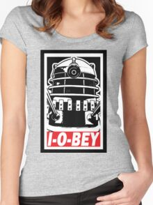 I-O-BEY ('74) Women's Fitted Scoop T-Shirt