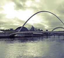 Newcastle/Gateshead by Darren Taylor