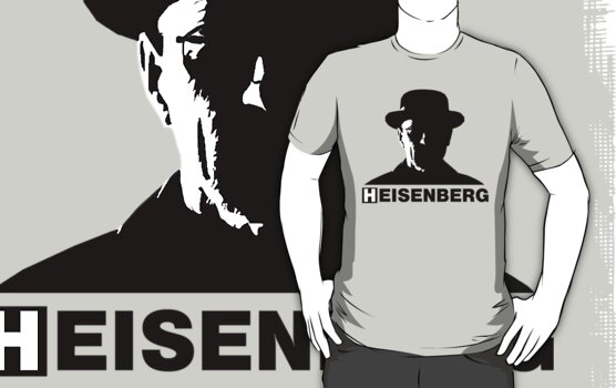 Heisenberg by lab80