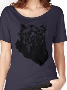 Bear Sketching Women's Relaxed Fit T-Shirt