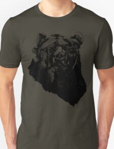 Bear Sketching Unisex T-Shirt