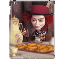 The Hatter - Tea Time iPad Case/Skin