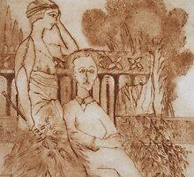 SILENTIUM EST AUREUM by CHANTAL LEVEQUE