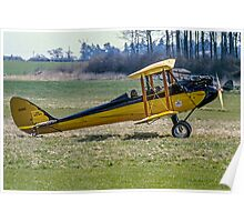 American Moth Corporation DH.60GMW Gipsy Moth N585M Poster