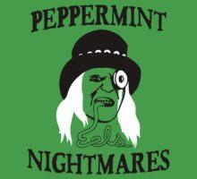 Peppermint Nightmares Baby Tee
