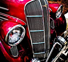 Classic Dodge Brothers Sedan by joann23