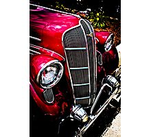 Classic Dodge Brothers Sedan Photographic Print