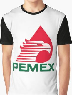 PEMEX PETROLEUM MEXICO OIL  Graphic T-Shirt