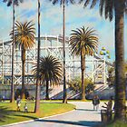View of Luna Park   by picboxthornbury
